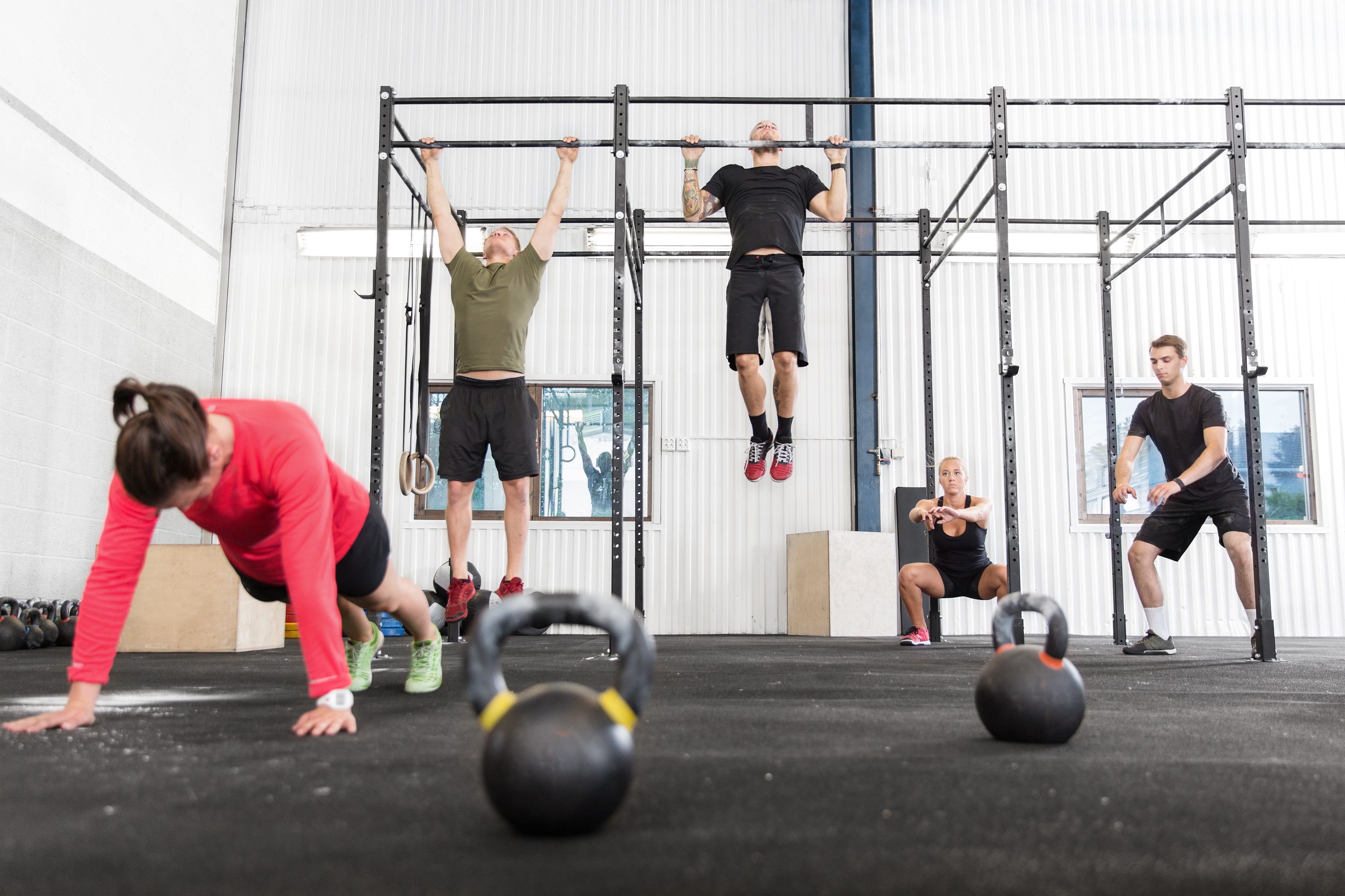 Fat Loss: Strength Training is the Answer!