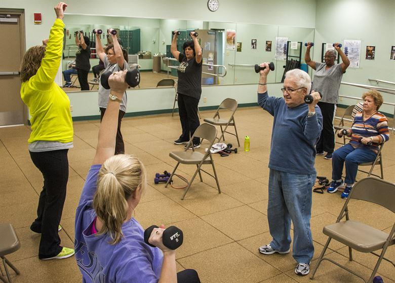 How to encourage your parents to embrace fitness
