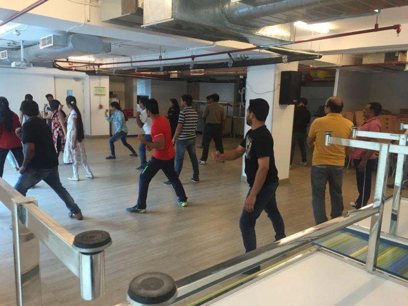 Five Reasons Why You Should Promote Exercise in Your Workplace