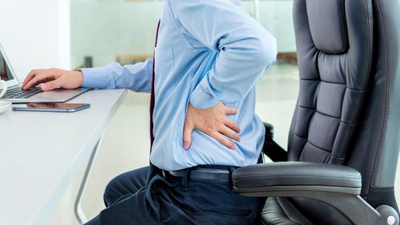 Put your Back problems to rest with these simple habits