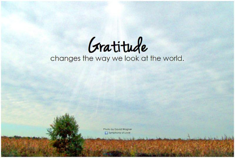 What are the benefits of practicing gratitude?