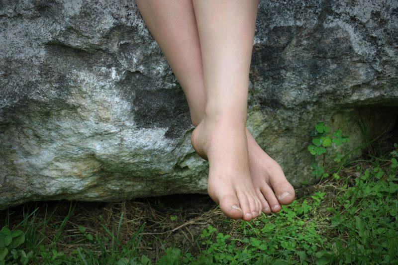Do this the next time your feet are tired