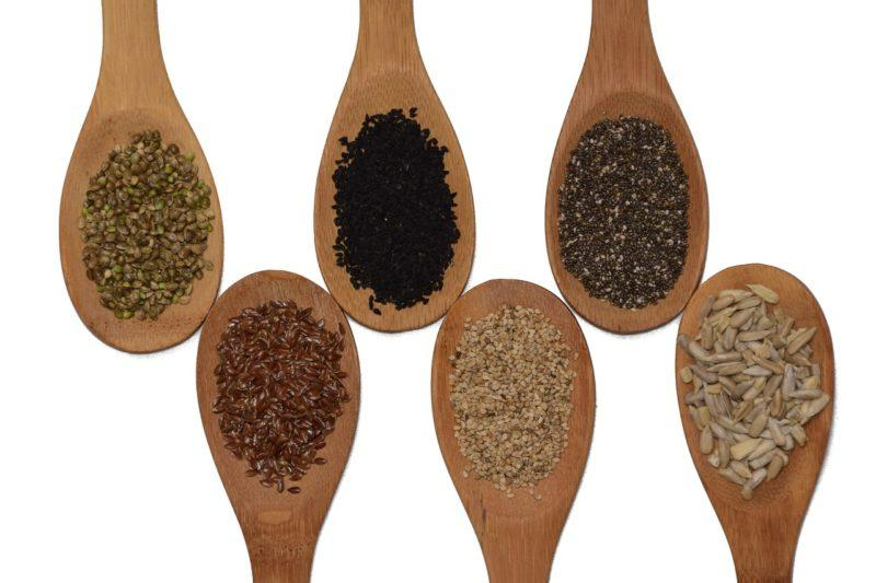Reap the Goodness of Seeds