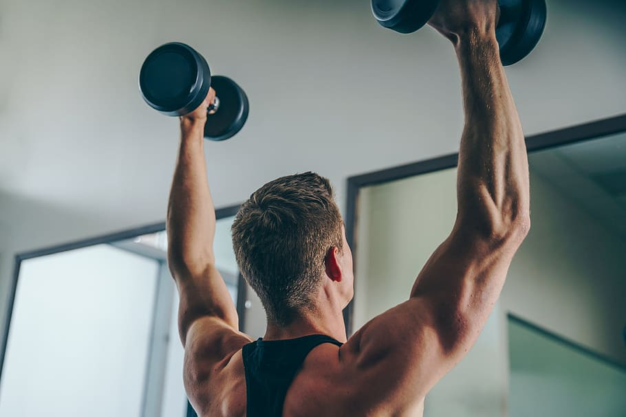 Some simple exercises to increase body strength