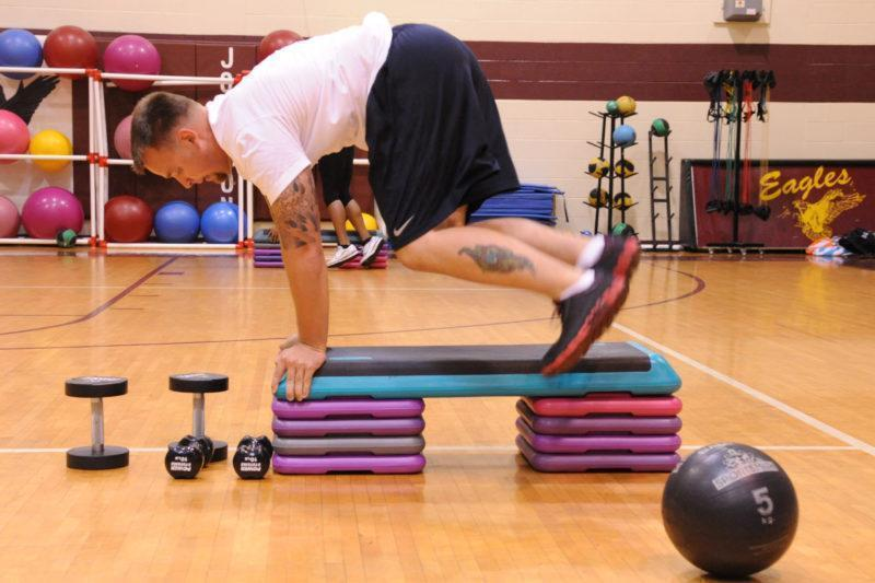 What is the Calisthenics workout?