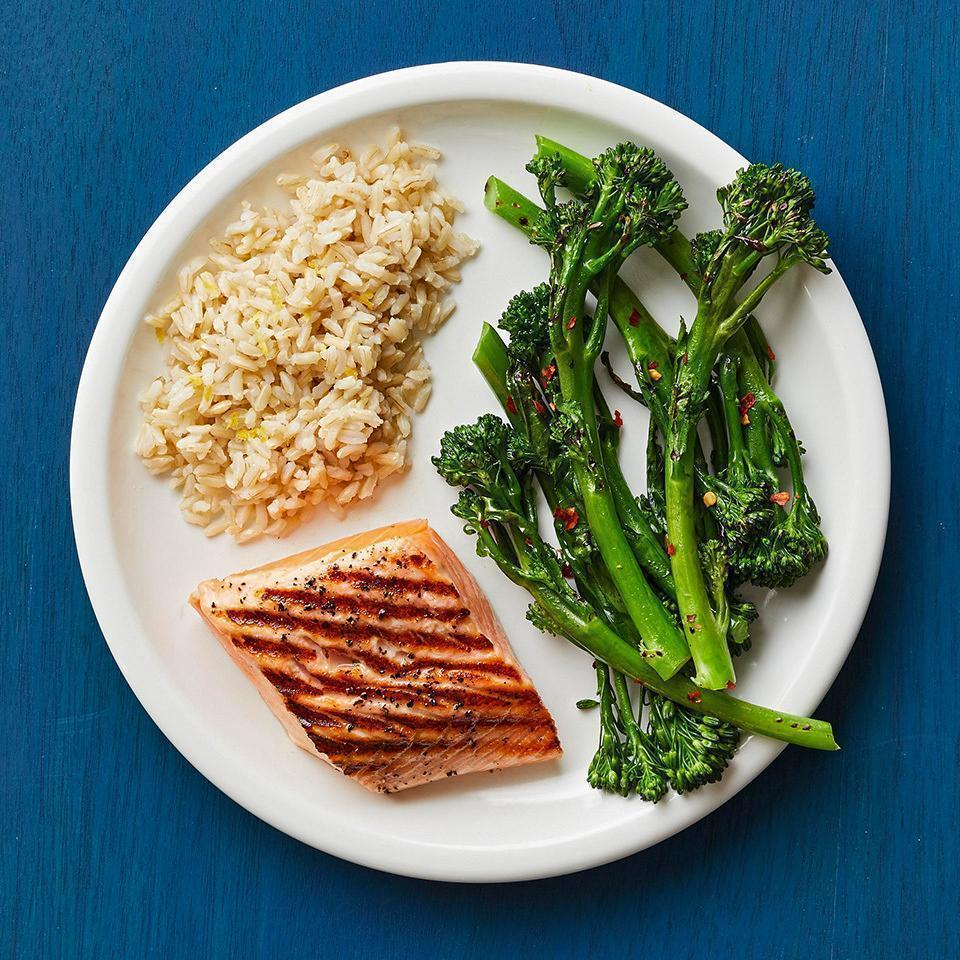Plate method Diet plan for diabetes patients