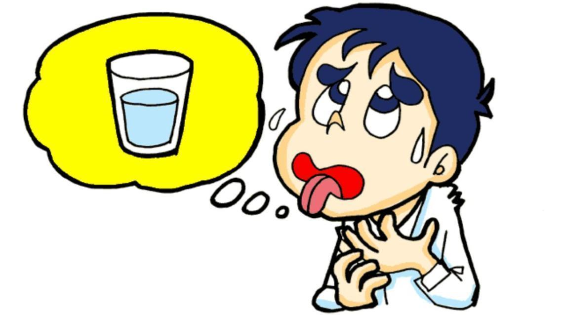 Symptoms of diabetic ketoacidosis