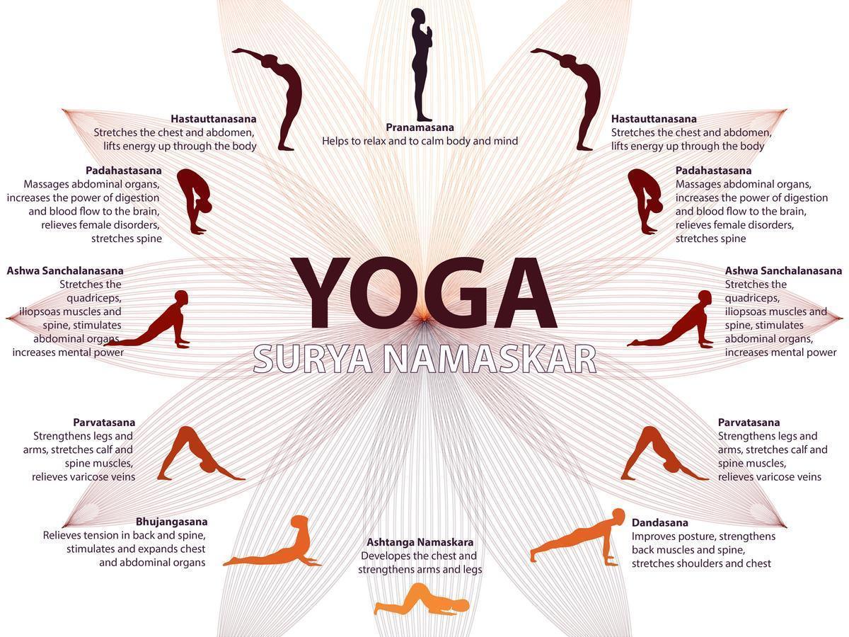 Diabets and Surya Namaskar: Easy Yoga Poses to Manage Diabetes