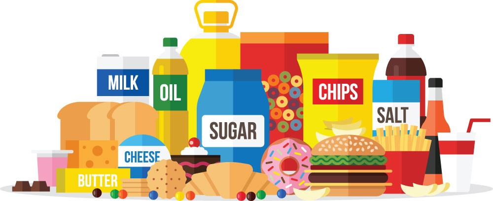 is processed food good for diabetics