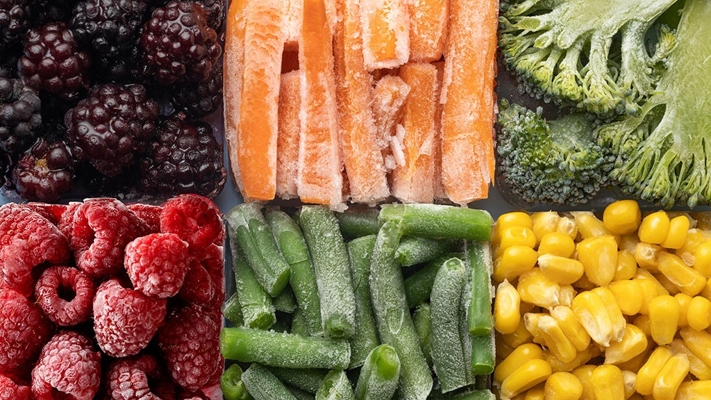 frozen food bad for health