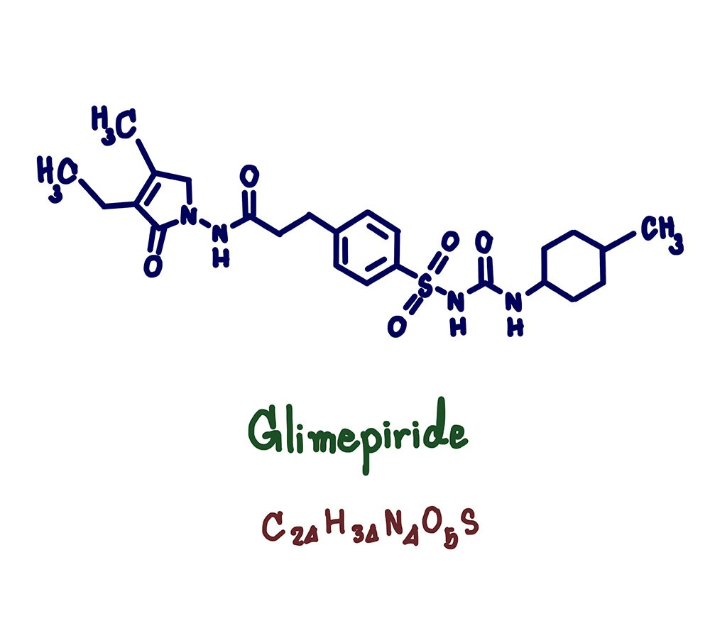 Glimepiride and Metformin Tablet Uses, Side Effects, Dosage & Interaction