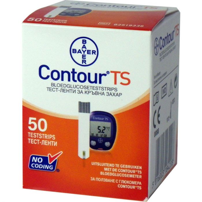 Contour TS Blood Glucose Monitor: Know How to Use Contour Test Kit