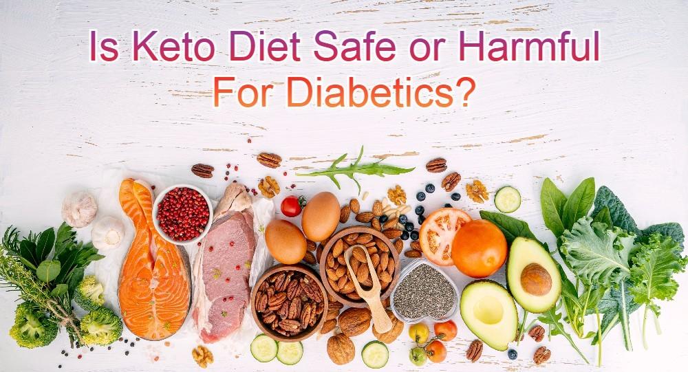 Ketogenic Diet For Diabetes – Is Keto Diet Safe For Diabetics?