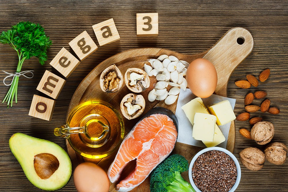 Top Health Benefits of Eating Omega 3 Foods Daily !