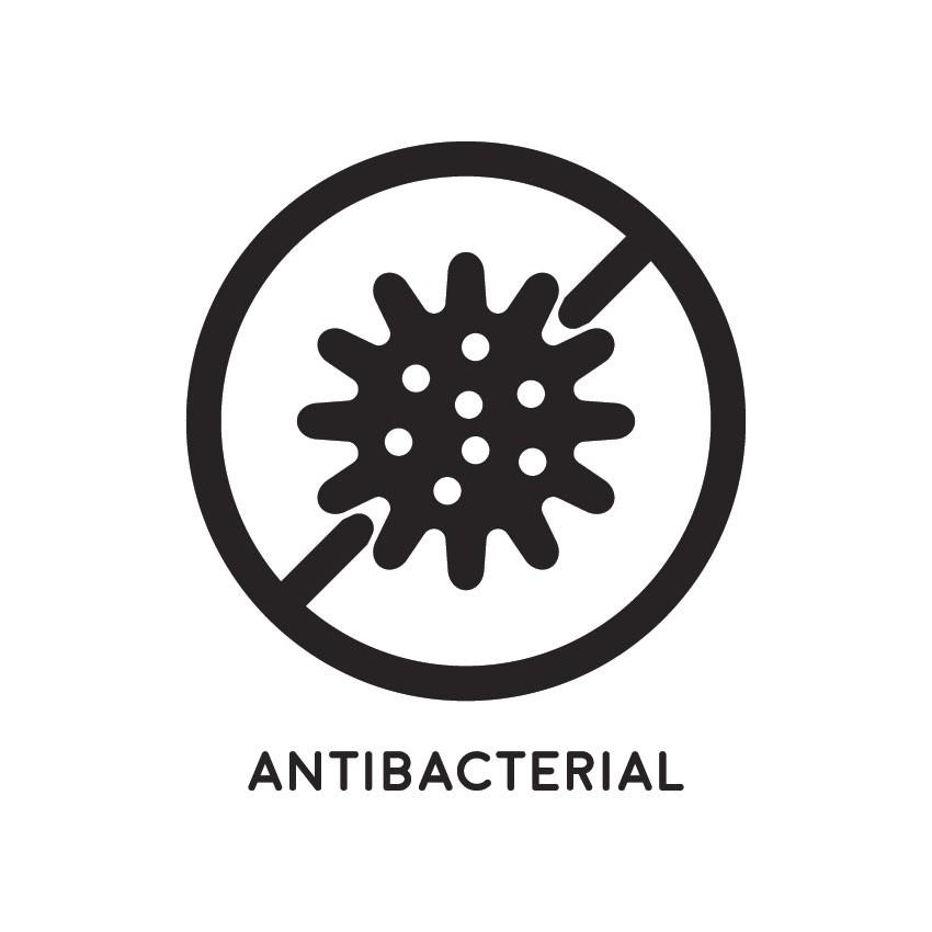 antibacterial properties of sabja seeds