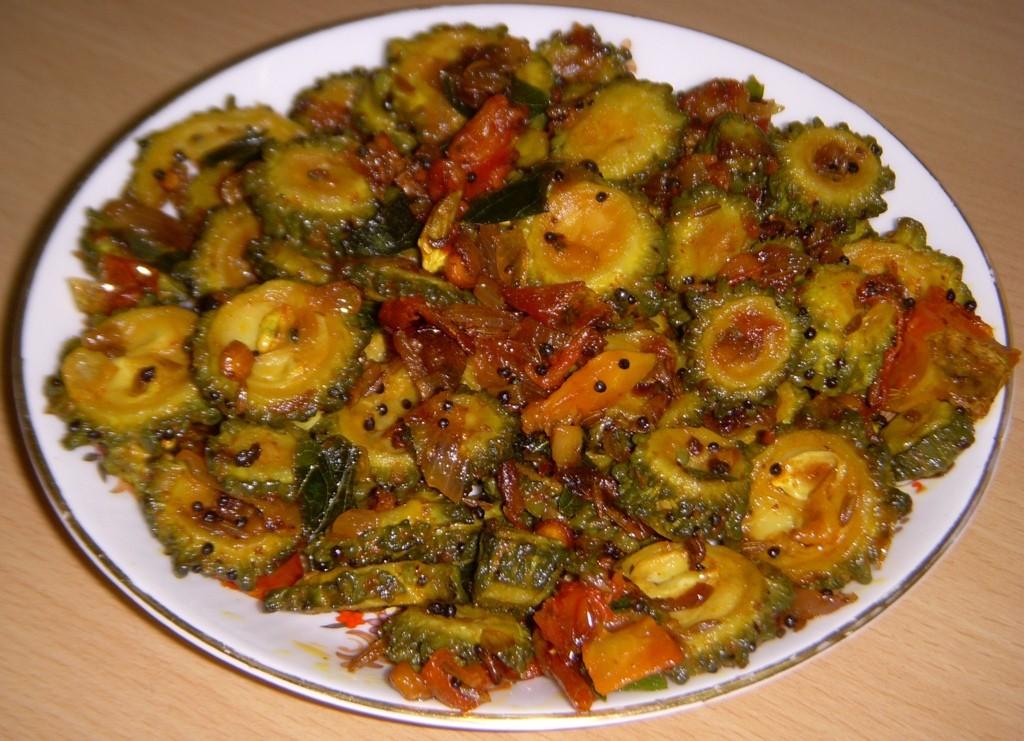 veg recipes for high blood sugar