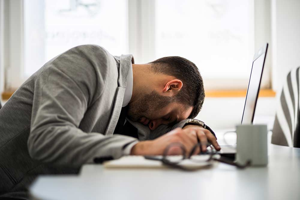 Can high sugar make you tired?